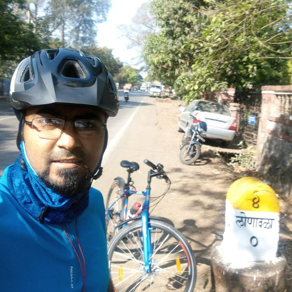 cycling Lonavla