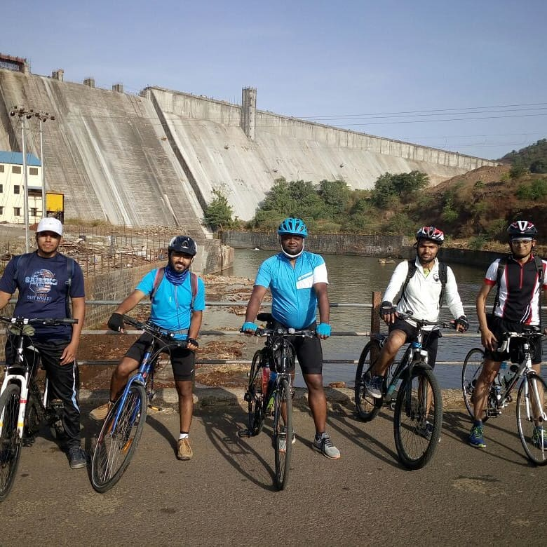 live healthy india cycling